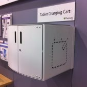 Compulocks CartiPad Solo Modular Charging Cabinet_wall mounted