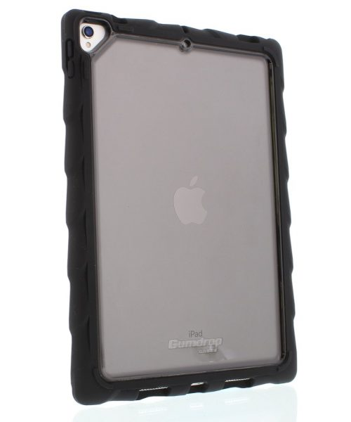 Gumdrop Drop Tech Clear Case for iPad Pro 10.5 back