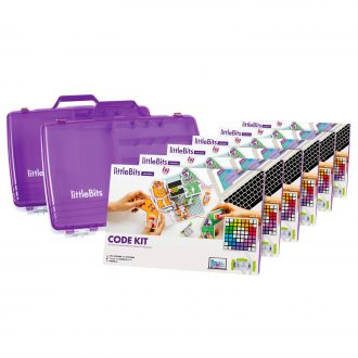 LittleBits Code Kit Educational Class Pack - 18 Students