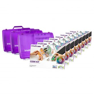 LittleBits Code Kit Educational Class Pack - 24 Students