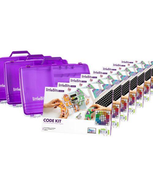 LittleBits Code Kit Educational Class Pack - 24 Students
