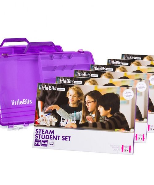 LittleBits STEAM Education Class Pack – 18 Students