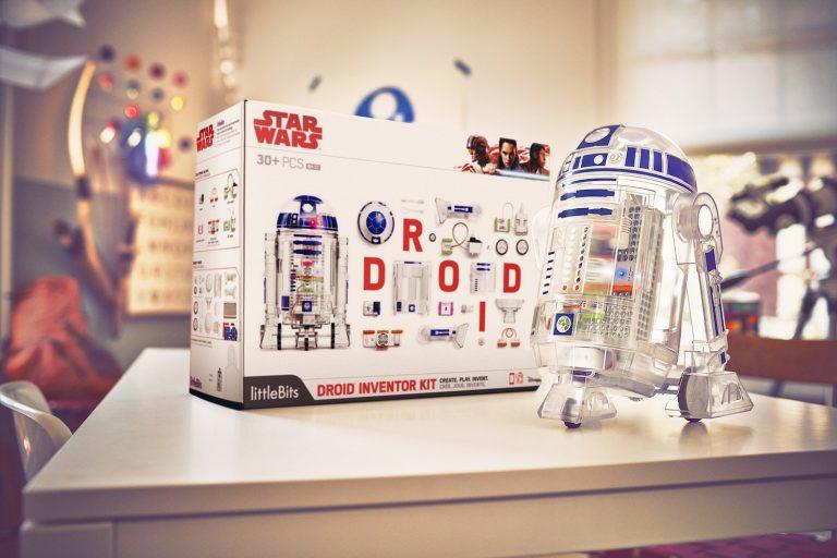 Star Wars LittleBits Droid Inventor Kit