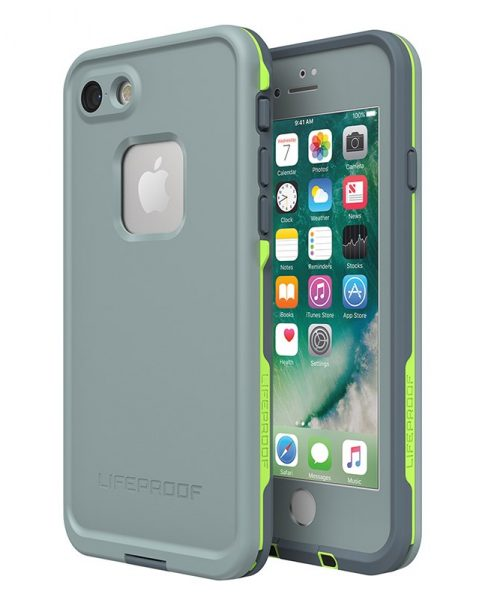 Lifeproof Fre Case for iPhone 8 Abyss/Lime/Stormy Weather