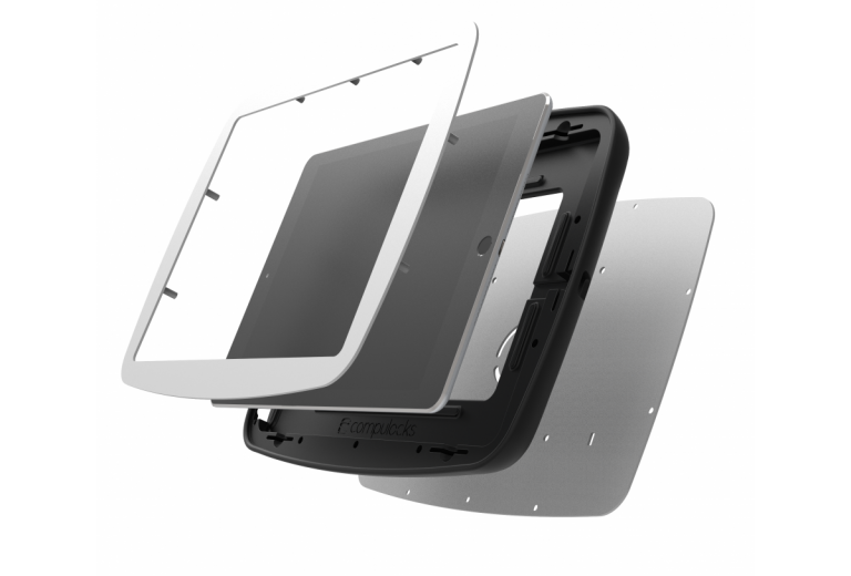 Compulocks HyperSpace Rugged Galaxy Enclosure for iPad