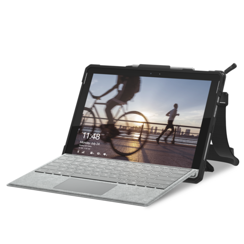 Urban Armor Gear Plasma Case Handstrap for New Surface Pro 4_2