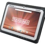 "Panasonic Toughpad FZ-A2 10.1"" Mk1 with 4G and 12 Point Satellite GPS"