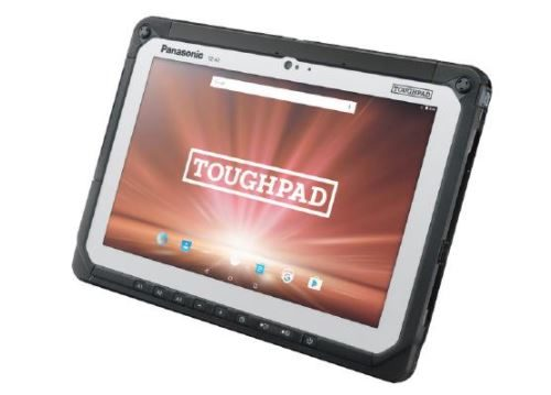 "Panasonic Toughpad FZ-A2 (10.1"") Mk1 with 4G & 12 Point Satellite GPS"