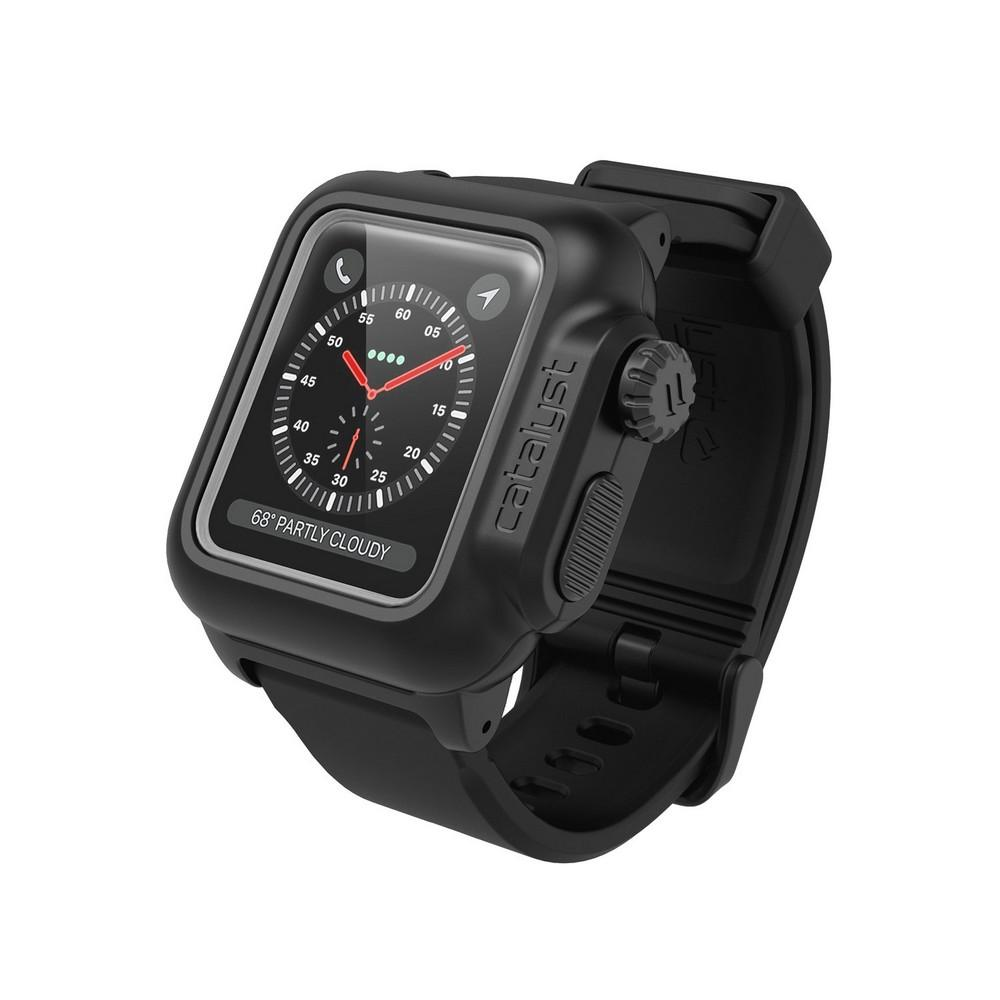 official photos e35f0 8943e Catalyst Waterproof Case for Apple Watch Series 3 and 2 38mm