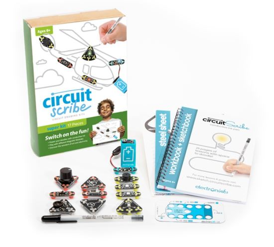 Circuit Scribe Super Classroom Kit