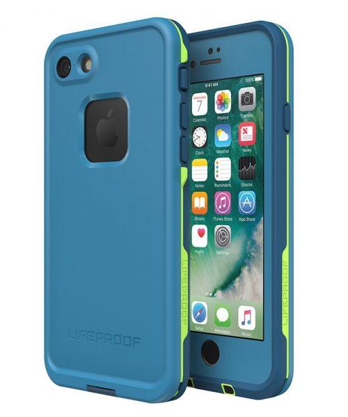 LifeProof Fre Case suits iPhone 8 - Cowabunga/Wave/Longboard