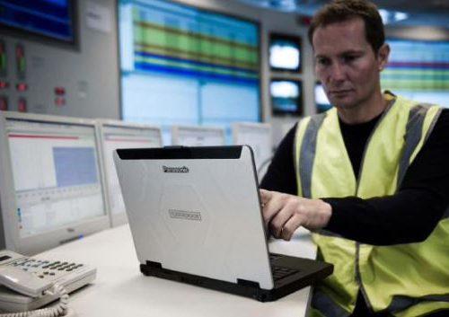 "Panasonic Toughbook CF-54 (14.0"") Mk3 500GB HDD, 8GB Performance"