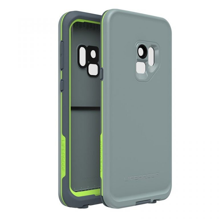 LifeProof Fre Case suits Samsung Galaxy S9 - Drop In