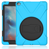 Shockdrop Case for iPad 9.7 blue