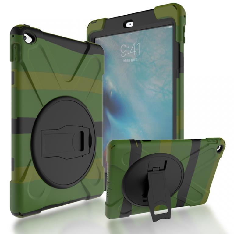 Shockdrop Case for iPad 9.7 camo