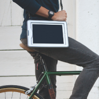 best iPad case with strap