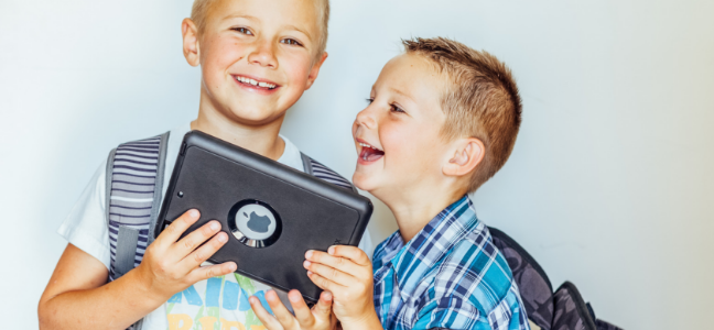 Best iPad case for kids with a disability