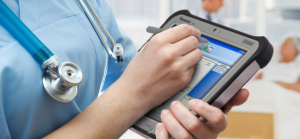 mobile tech in healthcare