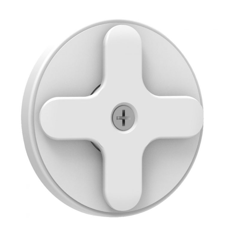 Studio Proper X Lock Mount Disk White