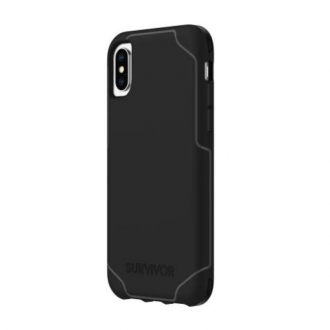 Griffin Survivor Strong for iPhone Xs - Black