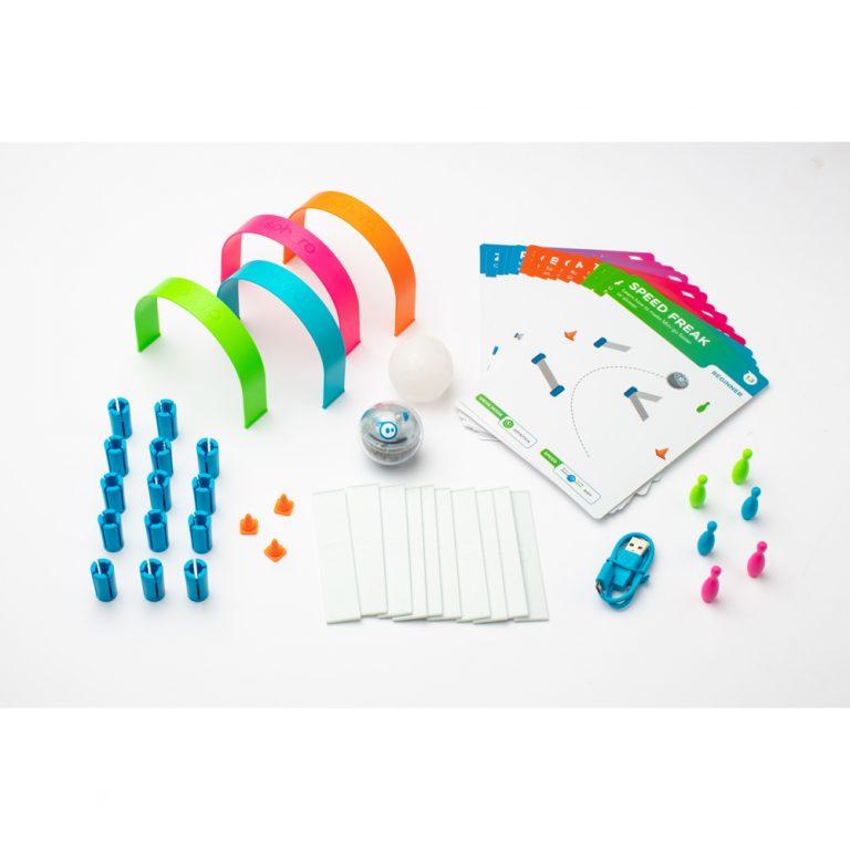 Sphero Mini Activity kit all inclusions