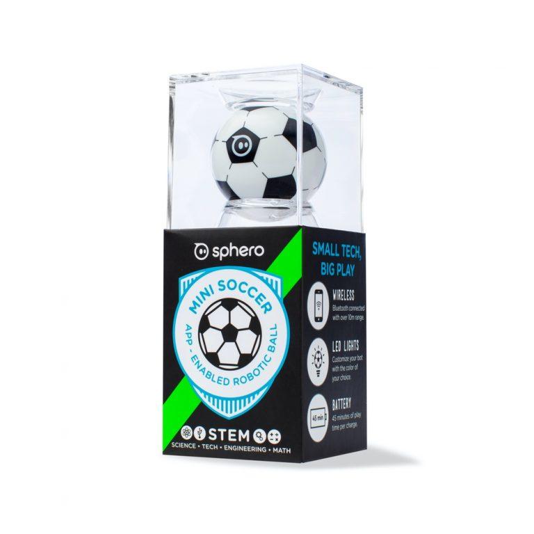 Sphero Mini Soccer in box
