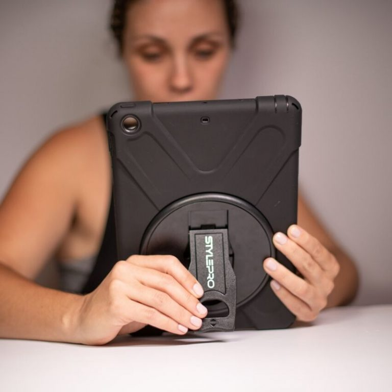 shockdrop rugged case stand for iPad 10.2
