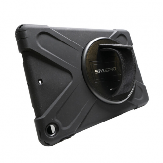 shockdrop rugged case stand for iPad 10.2 in black