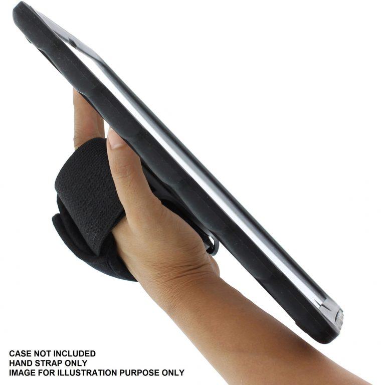 Gumdrop Handstrap in use