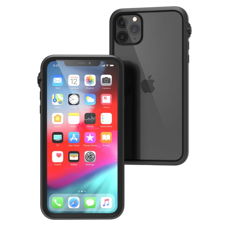 Catalyst Impact Protection Case for iPhone 11 Pro Max (Black)