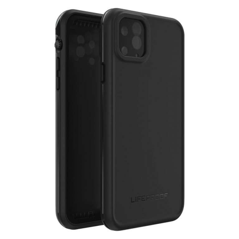 LifeProof Fre Case for iPhone 11 Pro Max Black