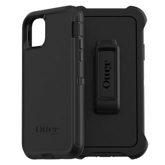 Otterbox Defender Case For iPhone 11 Pro Max - Black