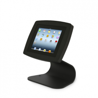 Armodilo Curve iPad Mount black