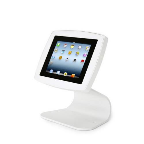 Armodilo Curve iPad Mount white