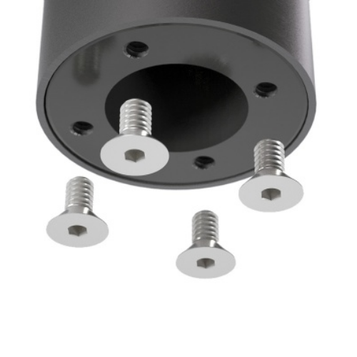 Armodilo iPad Floor Stand screws