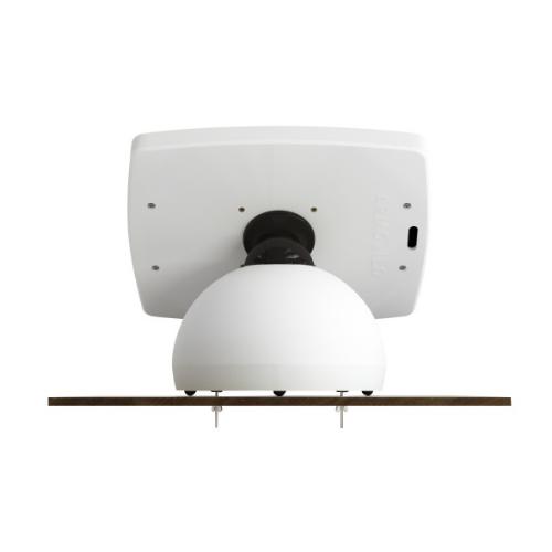 Armodolio Sphere iPad Mount on surface