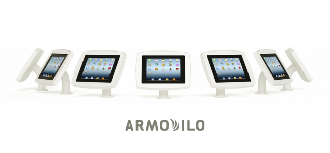 armodilo ipad mounts and stands