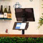 axil design ipad mount