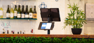 axil design ipad mount