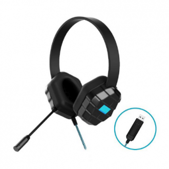 Gumdrop DropTech USB B2 Rugged Headset