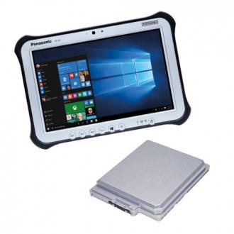 Panasonic Toughpad FZ-G1 + battery