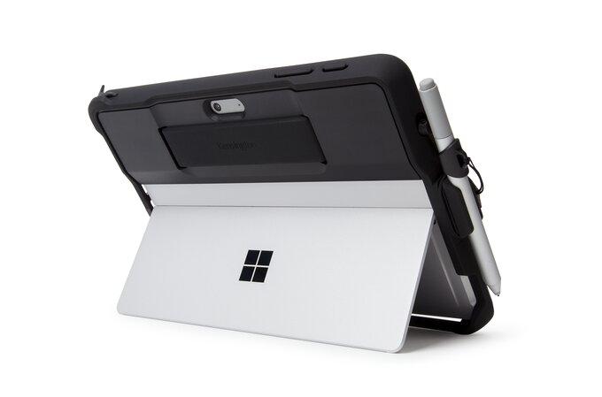 Kensington BlackBelt Rugged Case for Surface Go stand
