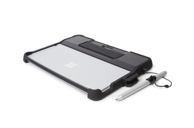 Kensington BlackBelt Rugged Case for Surface Go flat