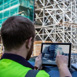 rugged tablet for business