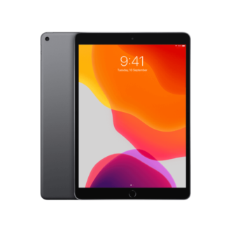 iPad 10.2 Space Grey