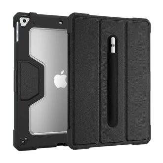 Smart Dulux Rugged Case for iPad 10.2 black