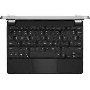 Brydge Keyboard Case Plus for Surface Go top