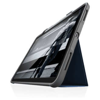 STM Dux Plus Rugged Case for iPad Pro 12.9 stand