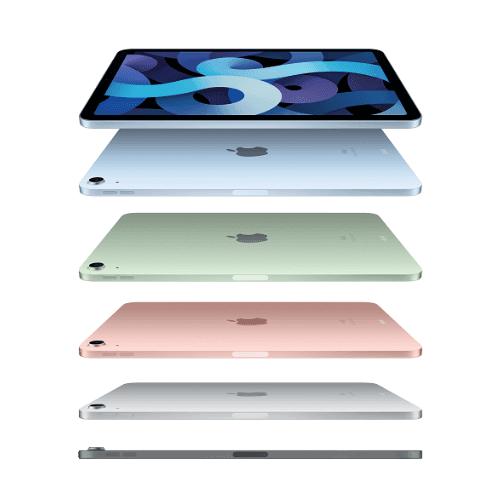 iPad Air 4 colours