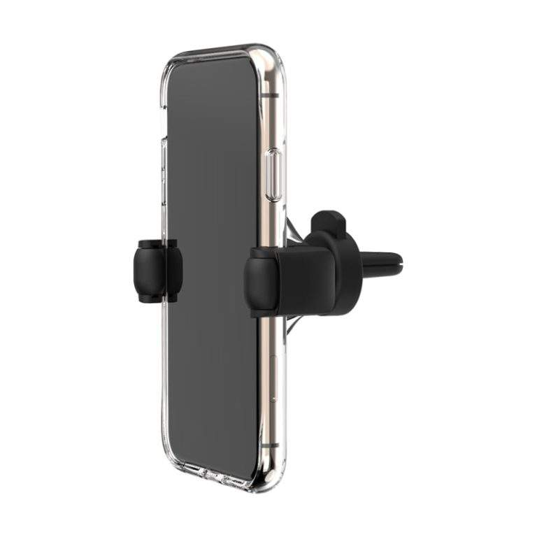 EFM 15W Wireless Car Vent Mount Charger front